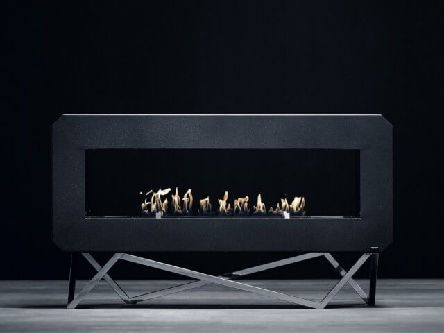 Bioethanol Kamin Design Glamm Fire